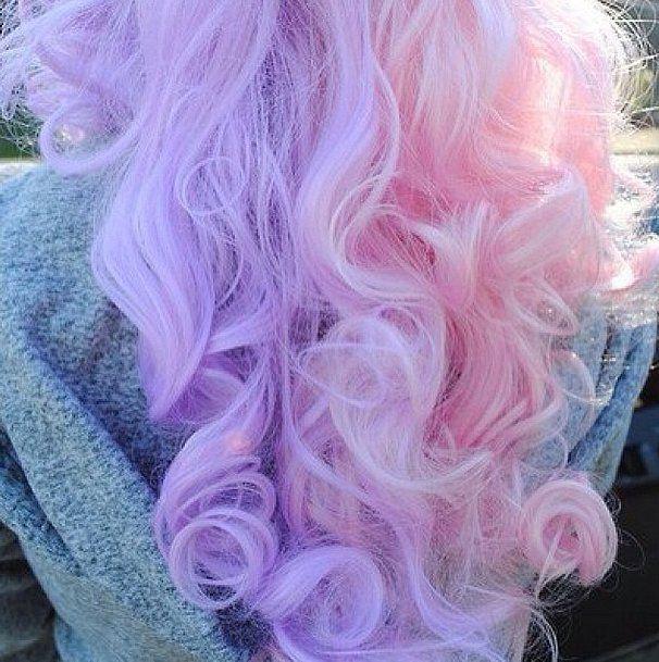 rainbow hair hottest