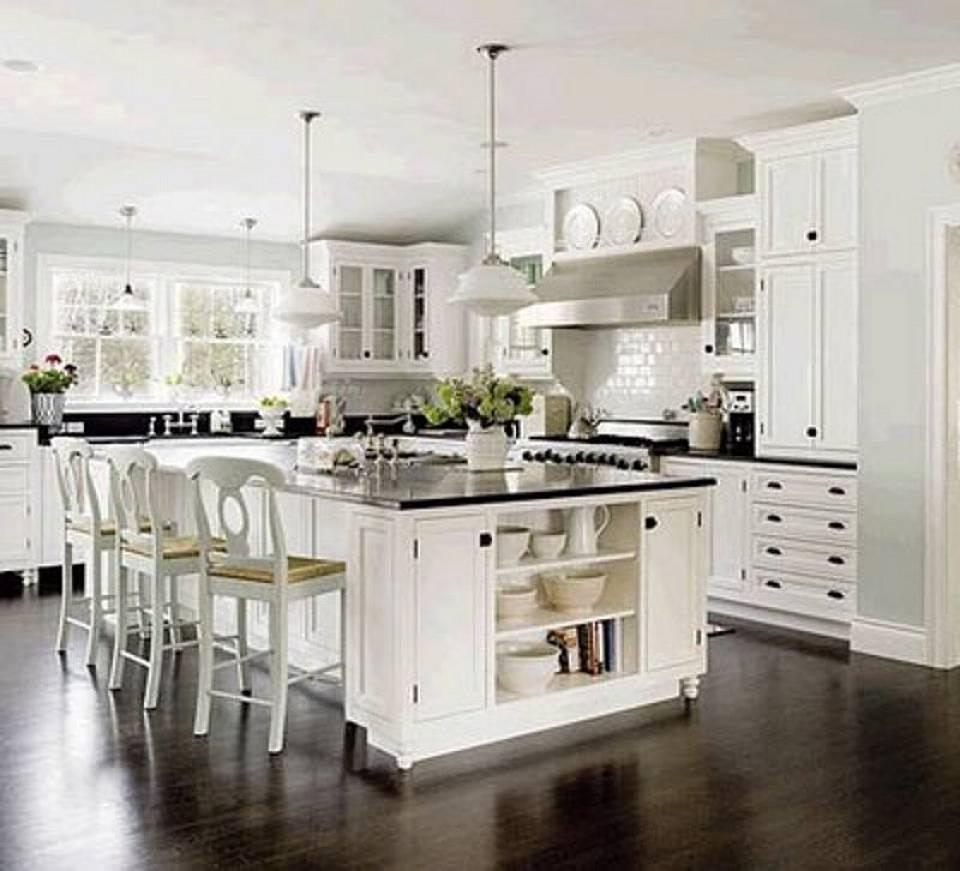 Top 61 Bemerkenswert Küche Pics Mit Weißen Schränke Artistik   Sobald Sie  In Der Lage Zu