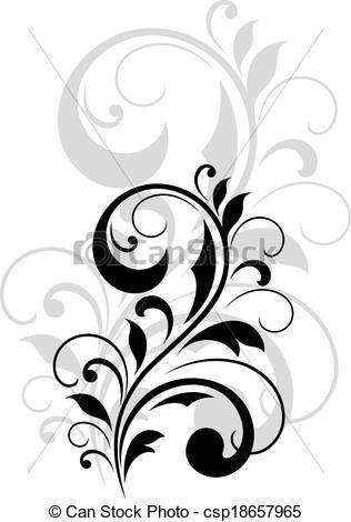 cute scroll stencil designs. Pretty Designs images clip art  Google Search Projects to Try