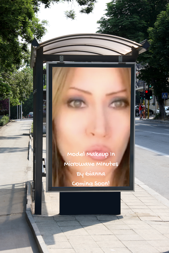 It's my free makeup tutorial & membership site! Hope to see you inside!