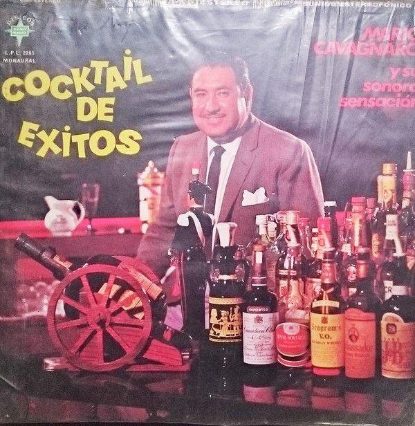 Mario Cavagnaro Y Su Sonora Sensacion - Cocktail De Exitos (Vinyl, LP, Album) at Discogs