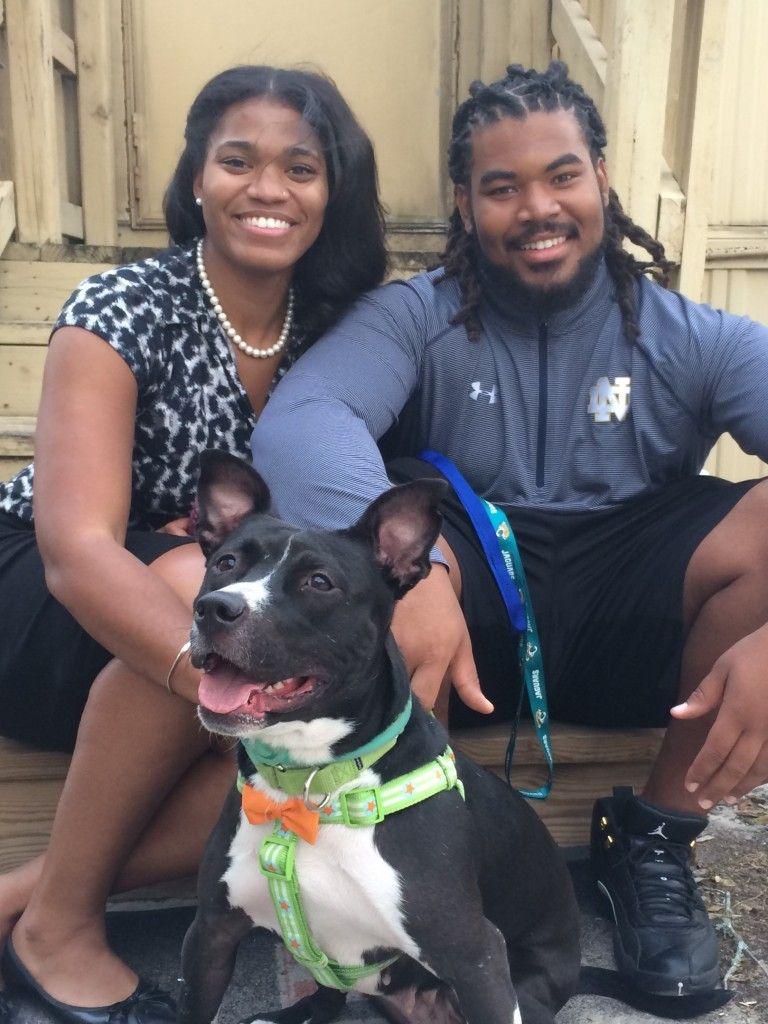 Jaguars Player Adopts Dog After 359 Days In The Shelter Jacksonville Humane Society Dog Adoption Dogs Adoption