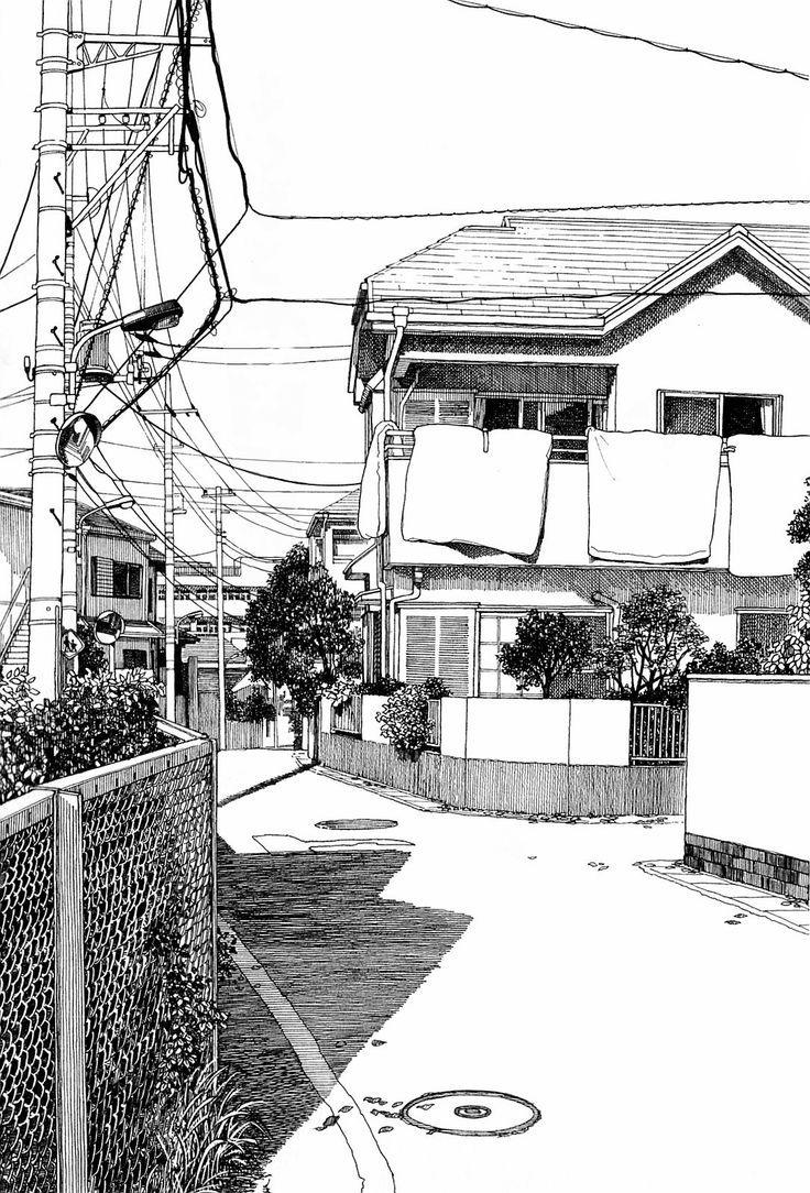 Drawing Diễn Họa Kiến Truc Pinterest