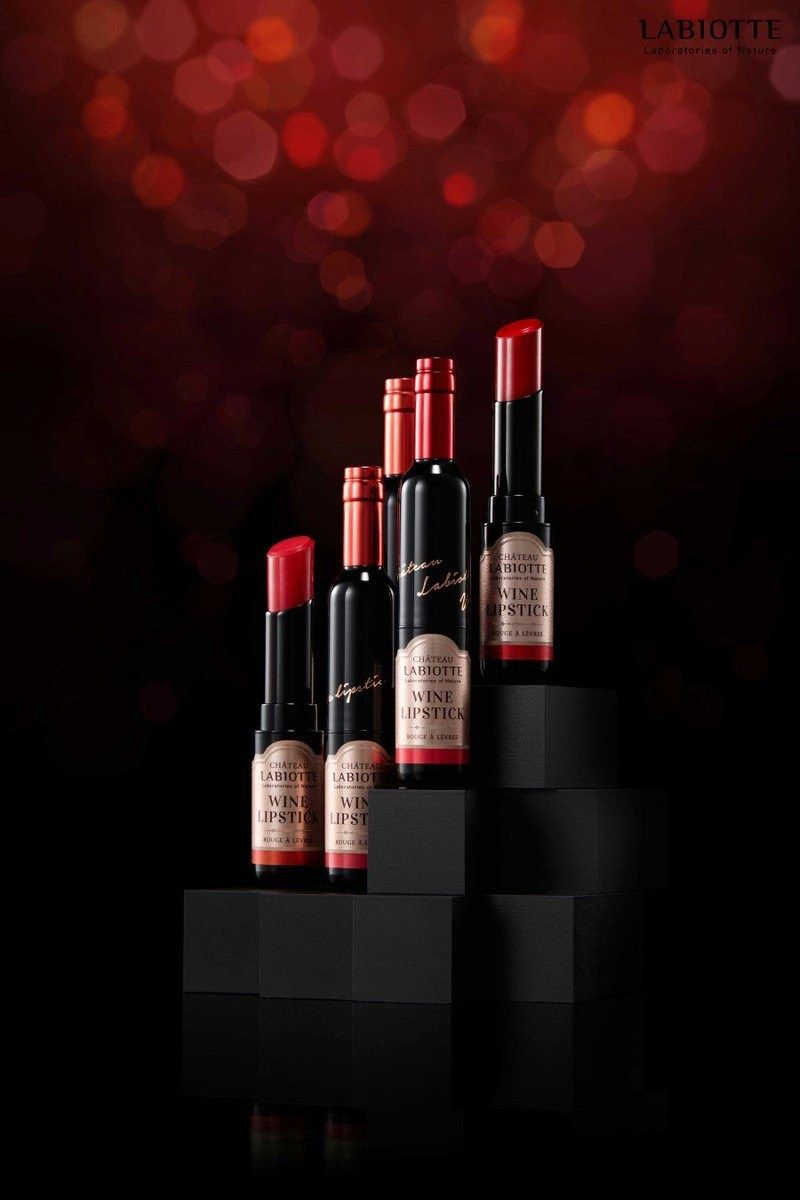 Where To Buy Exo S Chateau Wine Lipstick From Lotto Wine Lipstick Lipstick Wine