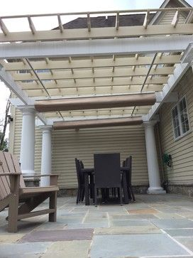 Retractable Canopy System by Breslow Home Design - Spaces - New ...