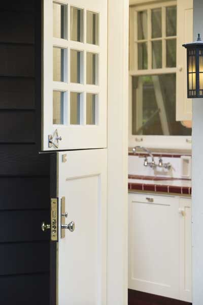 Arts Crafts Dutch Door Home Remodeling Ideas Pinterest Dutch