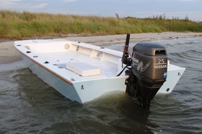 Inlet runner 16 powerboat plans diy boats pinterest for Build fishing boat