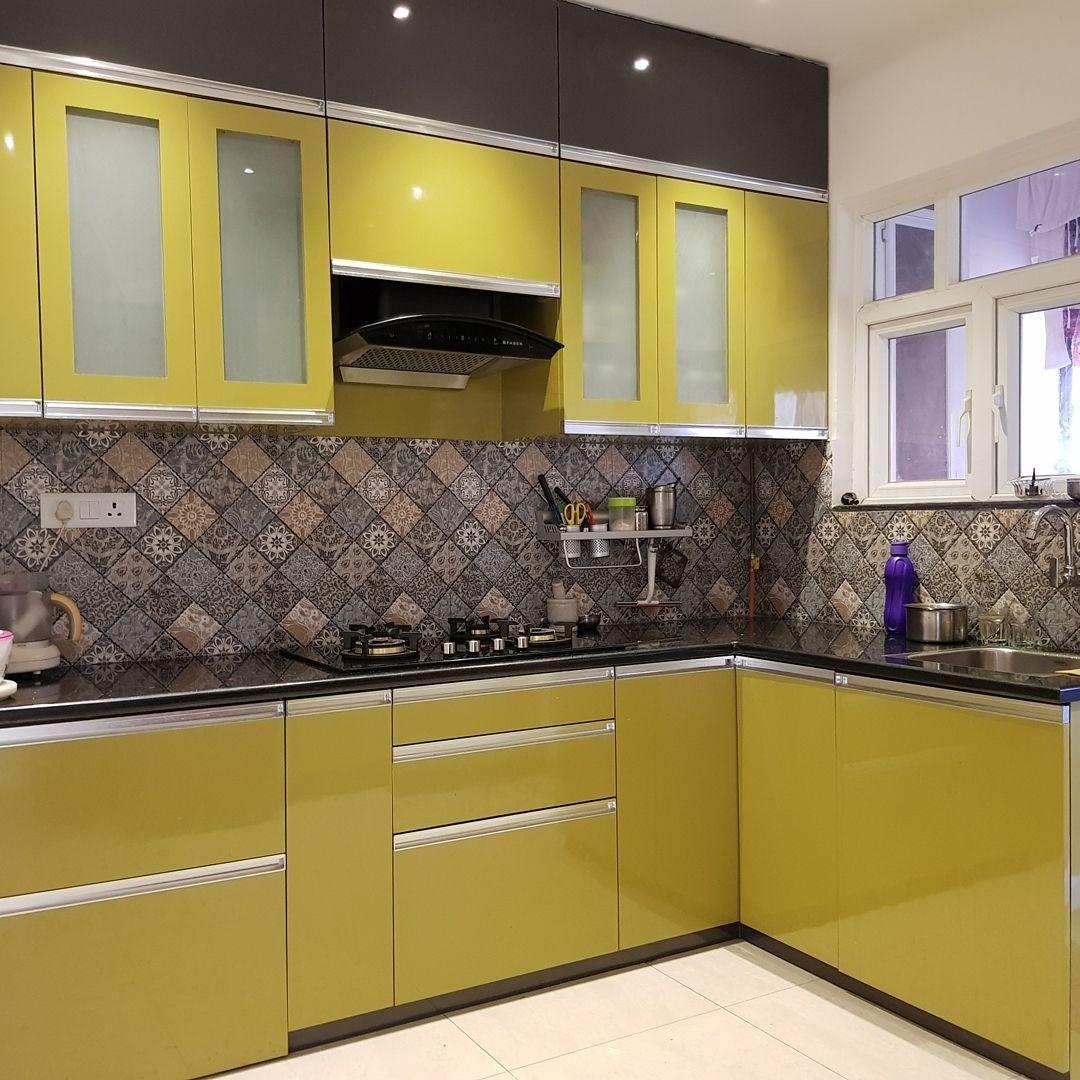 Other dream in 9   Kitchen modular, Kitchen interior design ...
