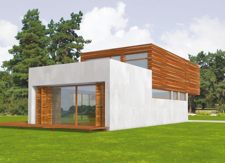 Chalet prefabricado noe casas prefabricadas pinterest for Casas prefabricadas modernas