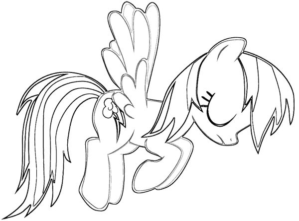 My Little Pony Sad Coloring Page Coloring Pinterest Pony - copy my little pony coloring pages of pinkie pie
