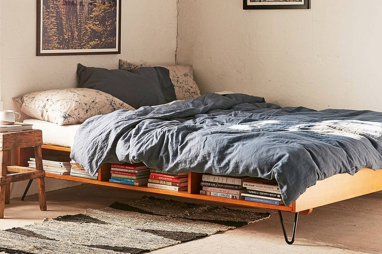 timeless design 33194 3d8c1 Awesome Storage Beds For People Low On Closet Space ...