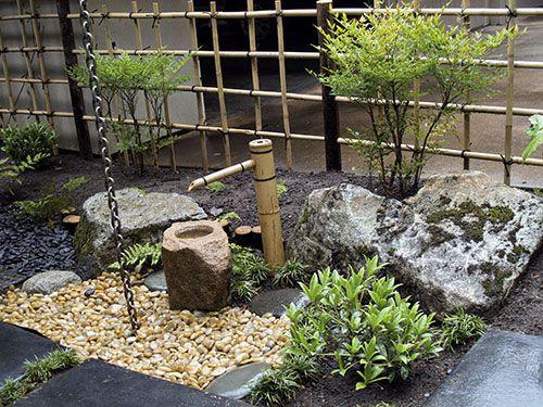 Zen Japanese Garden Ornaments Gallery   Water Garden Basin   Tsukubai    Ornaments
