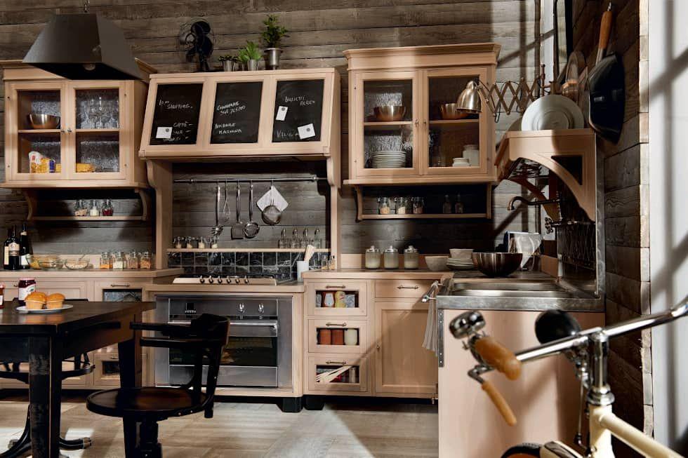 id es de design d 39 int rieur et photos de r novation style et cuisines. Black Bedroom Furniture Sets. Home Design Ideas