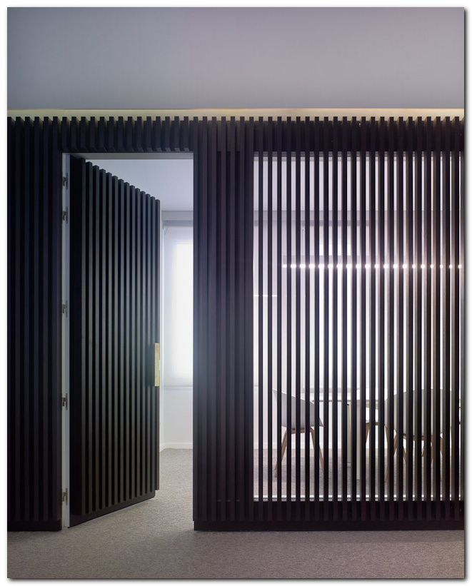 100 Inspiration For Mix And Match Traditional Wall With Modern Interior The Urban Interior Timber Battens Office Interior Design Timber Cladding