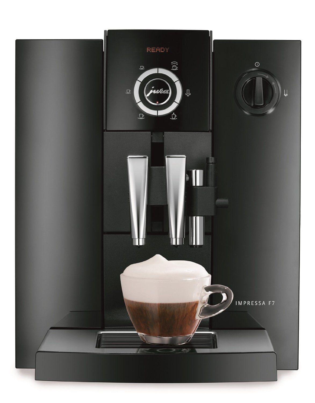 Jura IMPRESSA F7 Automatic Coffee Machine ^^ Don't get ...