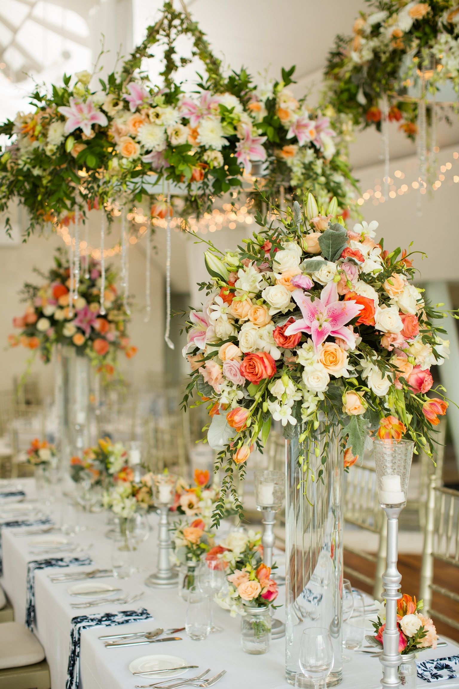 elegant posies sitting for dinner starts hanging flowers on sweet dreams for your home plants decoration precautions and options id=37167