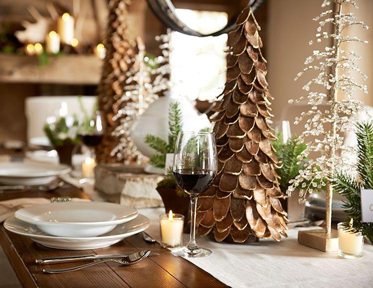 Christmas Styles Pottery Barn