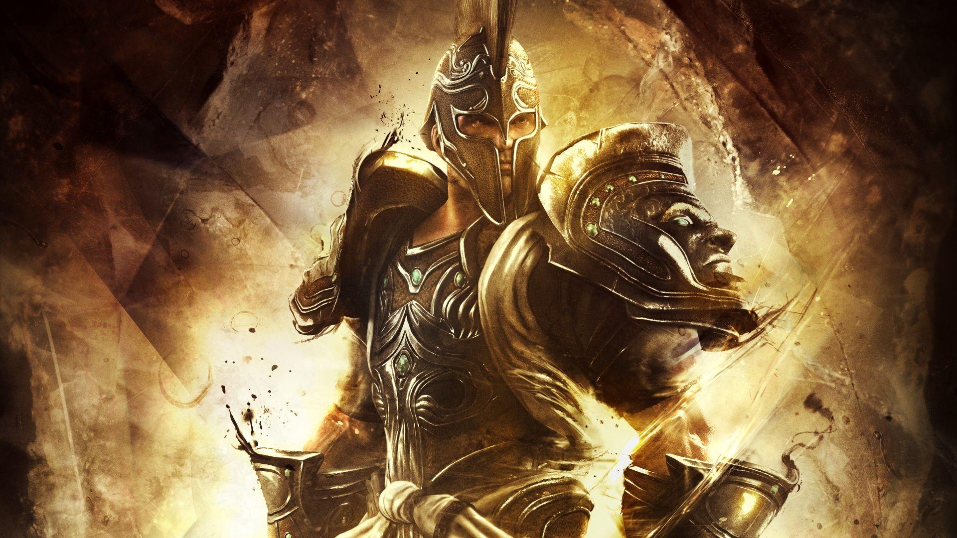 God of War Trojan 1080p HD Wallpaper Games God of war