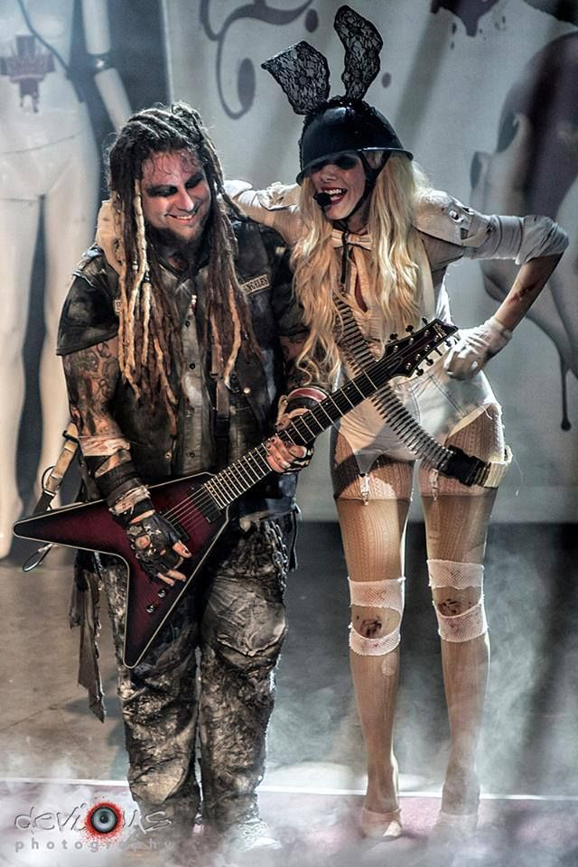 maria brink and chris howorth in this moment my music in 2019