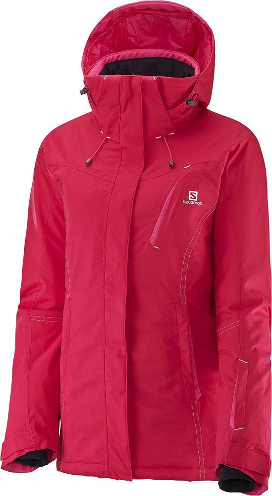 Salomon ENDURO JKT W REF. 375401 'The tech styling of the