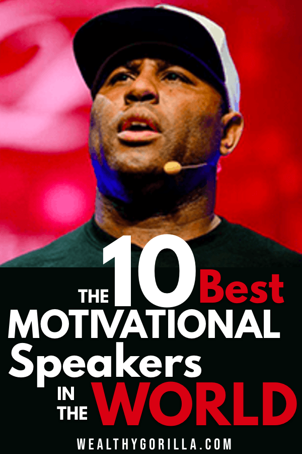 The 10 Best Motivational Speakers in the World | Me Success