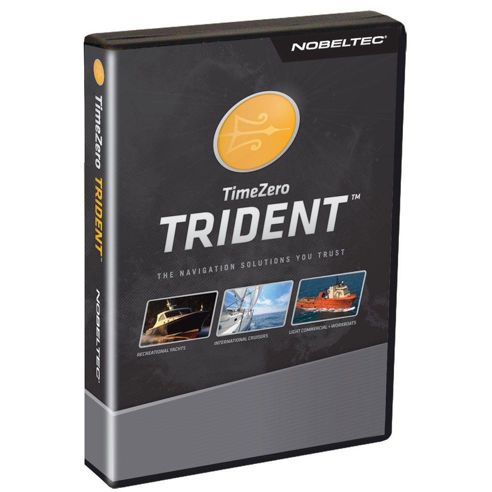 Nobeltec TimeZero Trident w/Disc f/Existing Nobeltec Customers