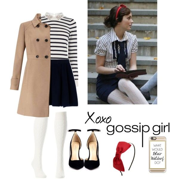 Fantastisch Get The Look: Blair Waldorf