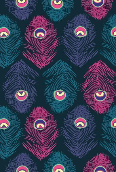 Peacock Feather Background Tumblr