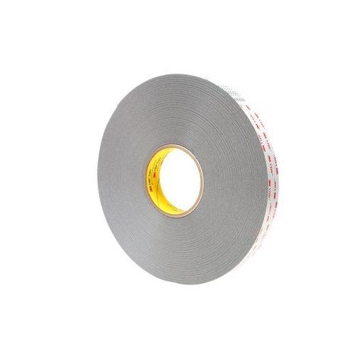 3m 4941 Vhb Tape Gray 3 4 X 5 Yard Roll 45 Mil Double Sided Foam Tape Vhb Tape Double Sided Adhesive