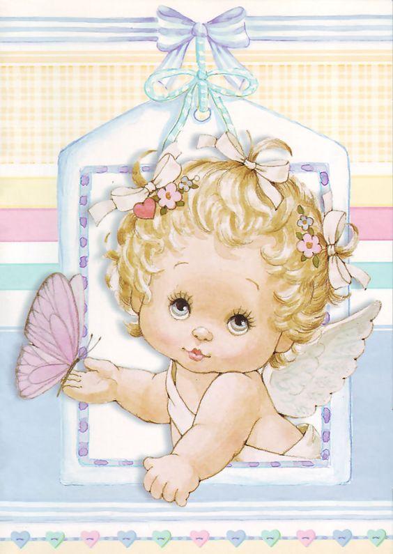 Днем рождения, милые малыши открытки