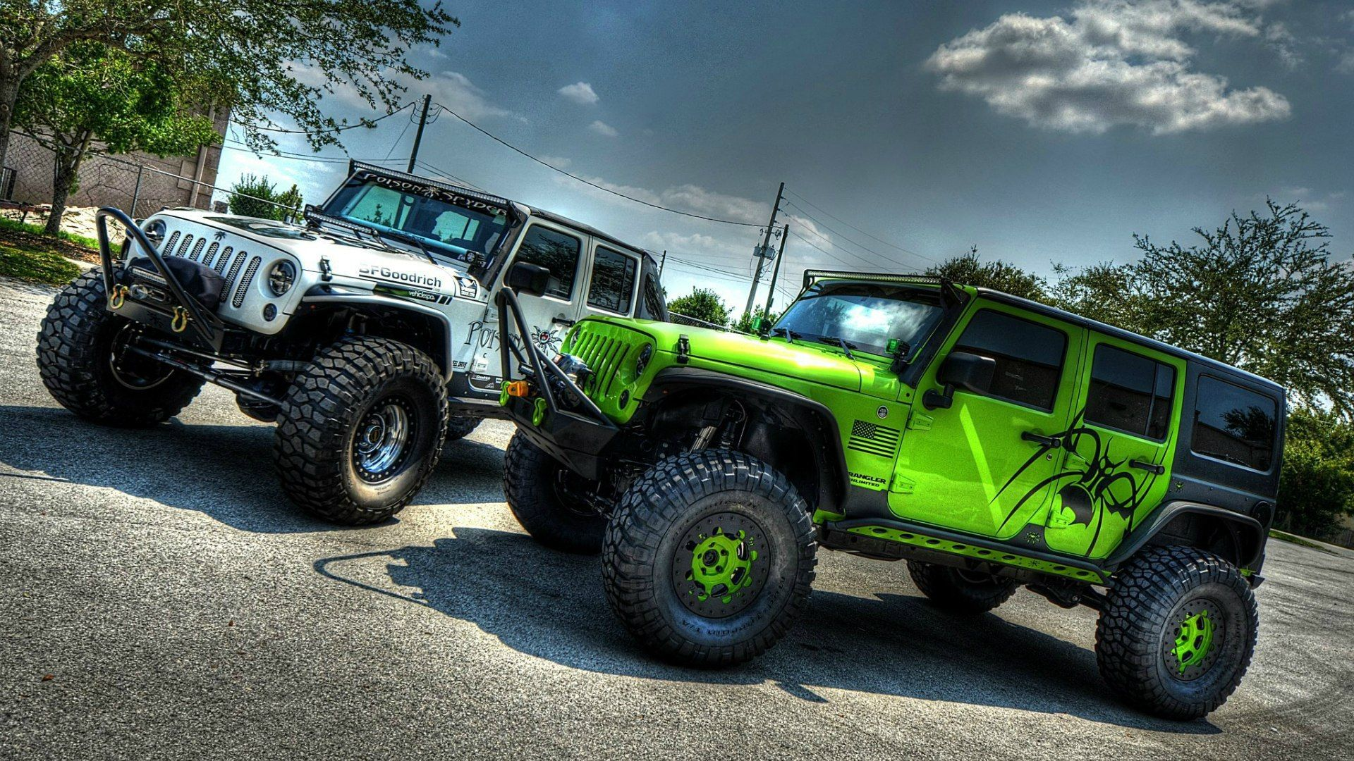 Jeep Wrangler Wallpapers Wallpaper Jeep