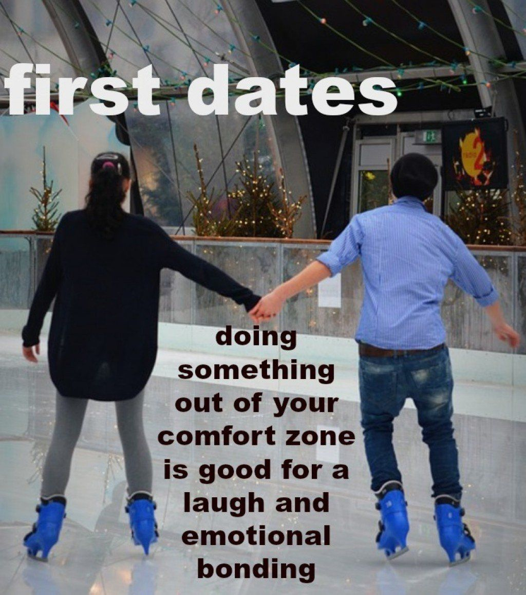 48 Ideas For An Inexpensive Stress Free First Date Other Than