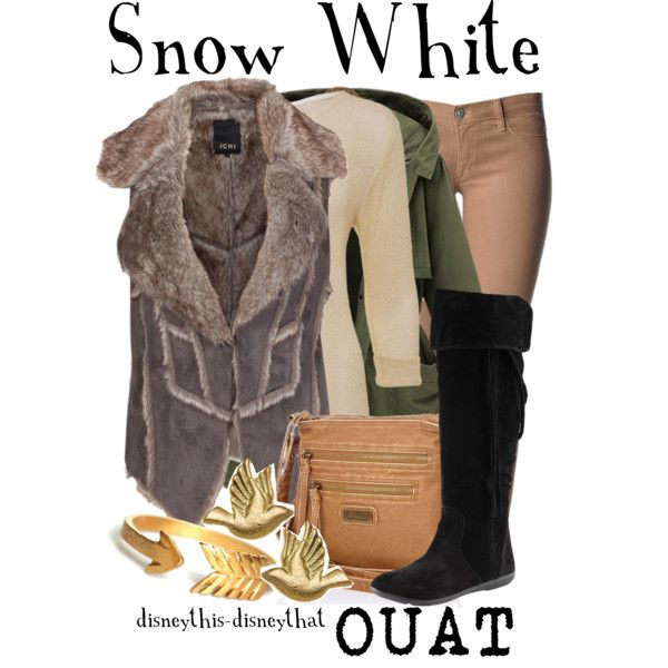 Snow White {Once Upon A Time}