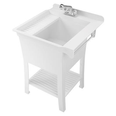 As Haven All In One Utility Sink Asb 103090 Home Depot