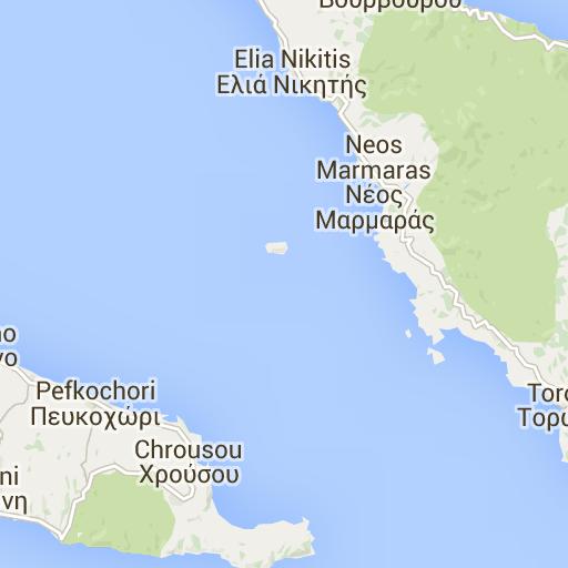 10 best beaches Archives Sithonia Greece Greece Pinterest