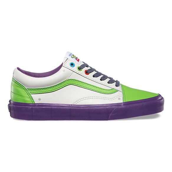 Toy Story Old Skool | Shop Shoes | Wish List | Disney vans