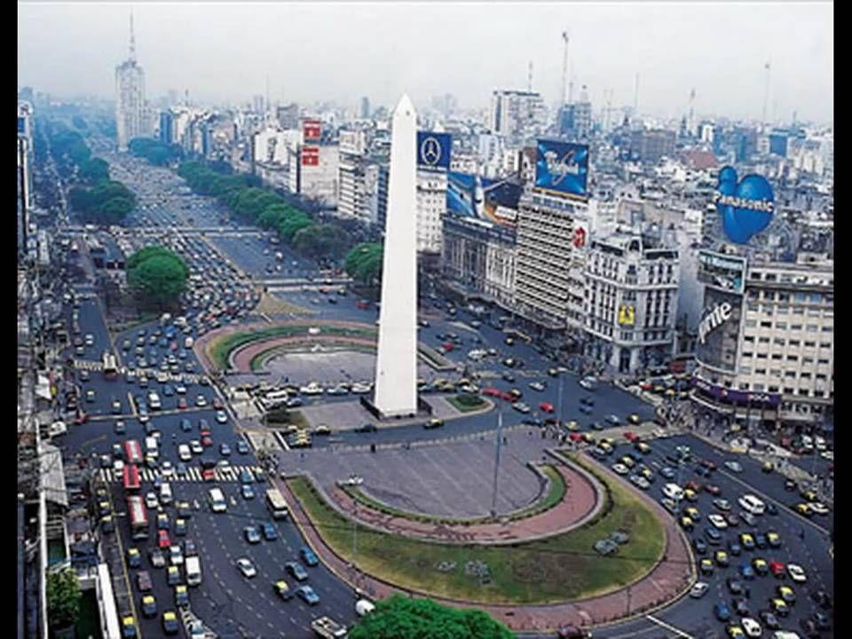 Buenos Aires Elegida La Mejor Ciudad Para Vivir De Sudamerica HD