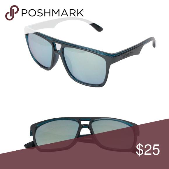 Anarchy Menace Sunglasses Smoke Gray Blue Sunglasses Smoke Grey Blue Grey