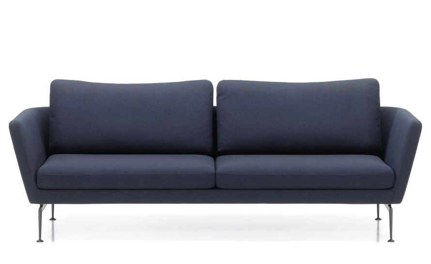 Suita Three Seater Firm Sofa Three Seater Sofa Vitra Sofa Sofa