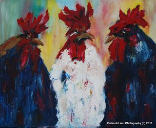 Paintings by Cheryl Dolan