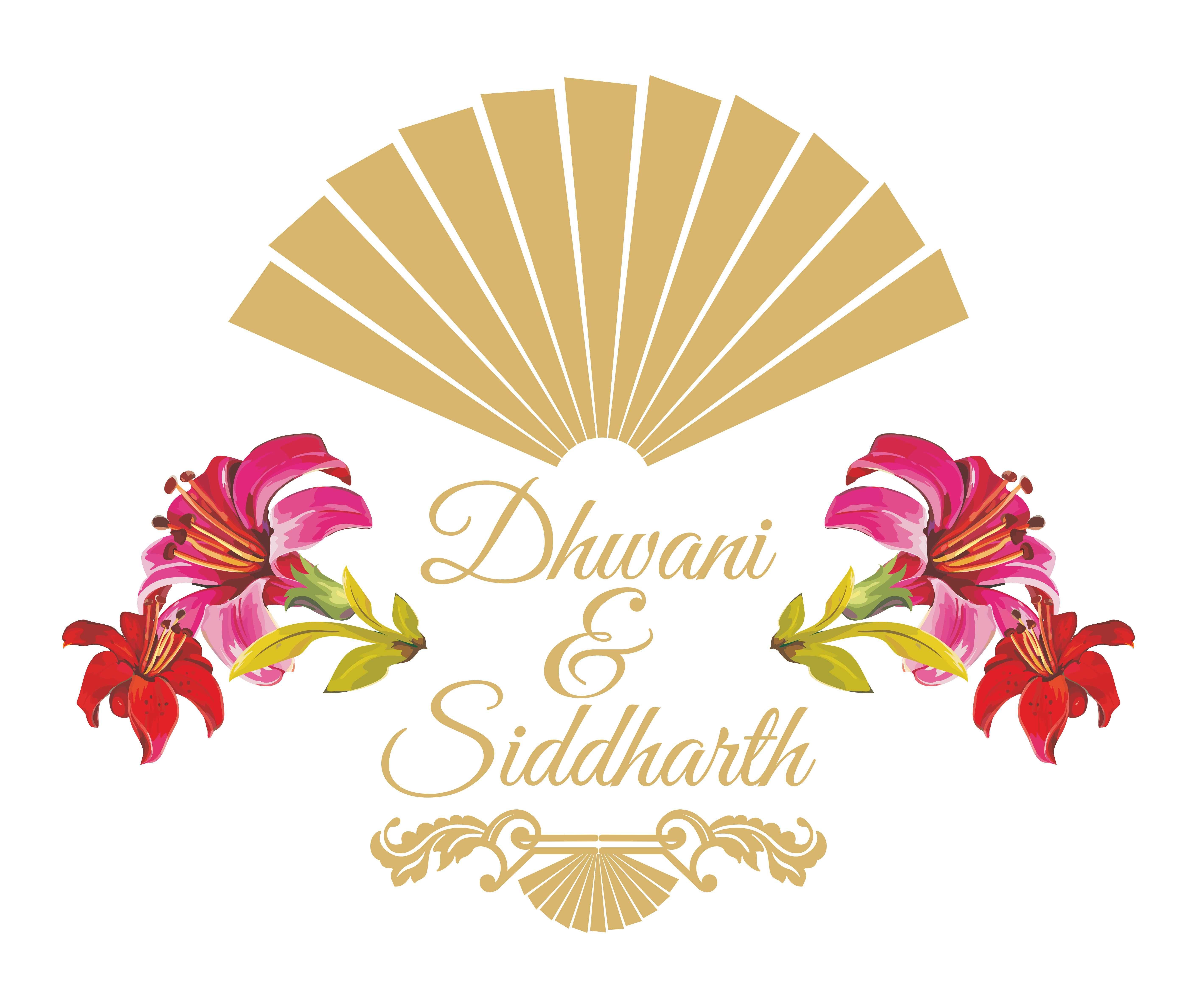 Wedding Logo Wedding Invitations Cards Indian Wedding Cards