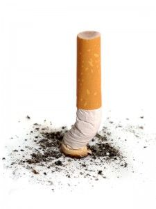 Stop smoking while you still can.