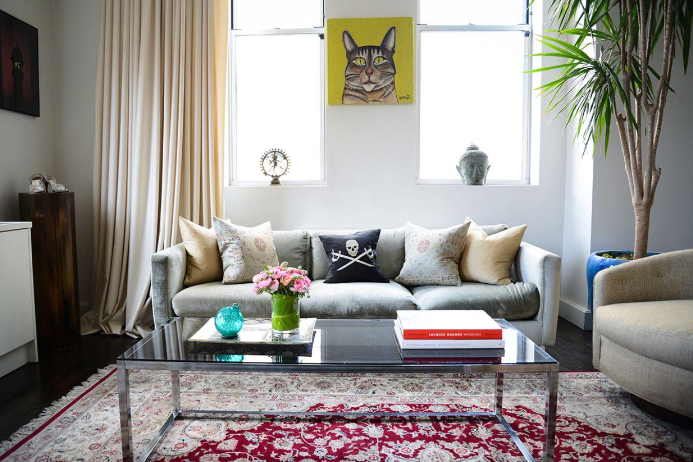 Our Designer's Eclectic Chelsea Apt | Homepolish, Decor ...