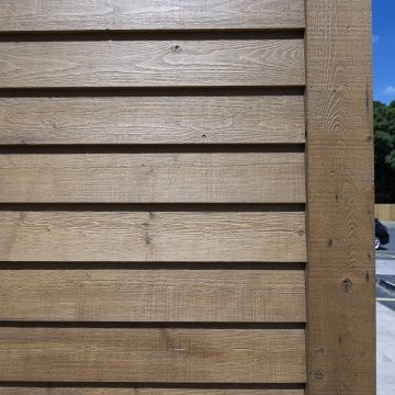 Thor Torrefied Wood Is A Thermally Modified Solid Wood