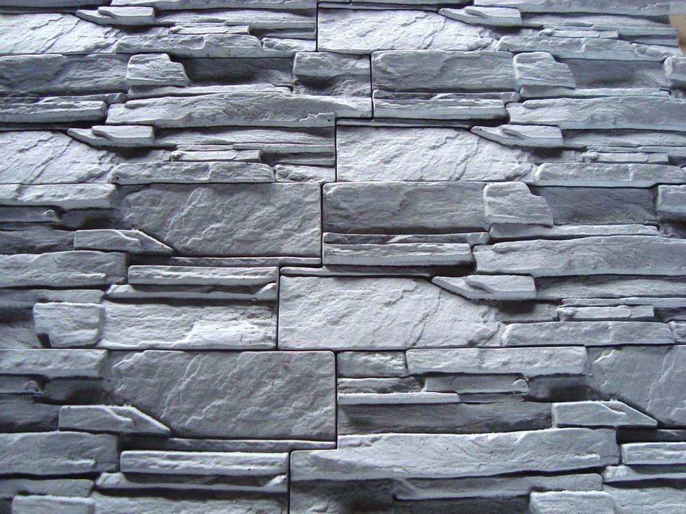 Details zu Tapete Vlies Grandeco Exposed Warehouse Klinker 3D - verblender wohnzimmer grau