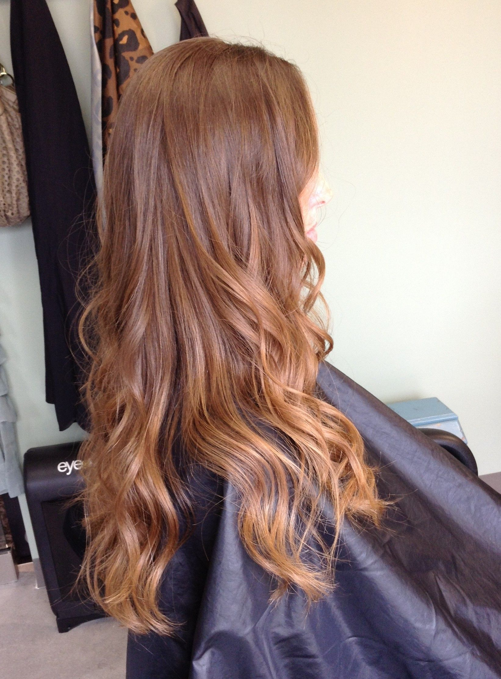 Color Melting A Chic New Way To Color Hair Glam Squad Pinterest