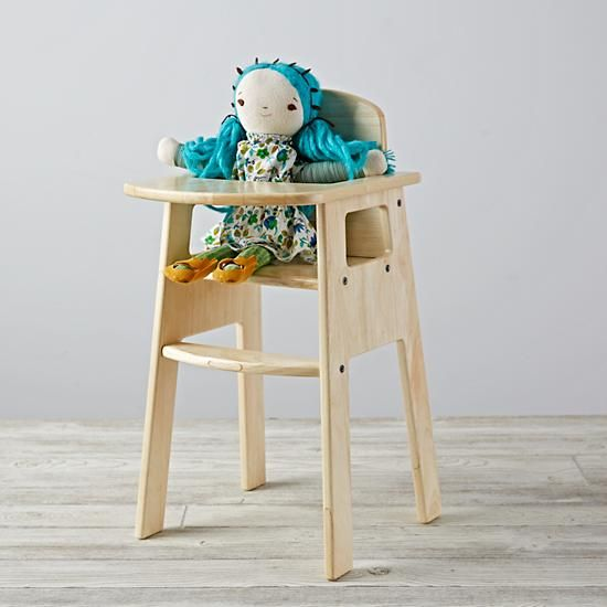 land of nod high chair doll pink gold covers charley harper artist collection christmas list the
