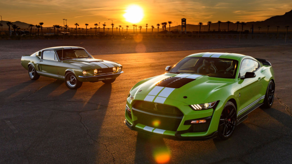 Ford Claims 2020 Mustang Shelby Gt500 Does 0 60 Mph In 3 3 Seconds
