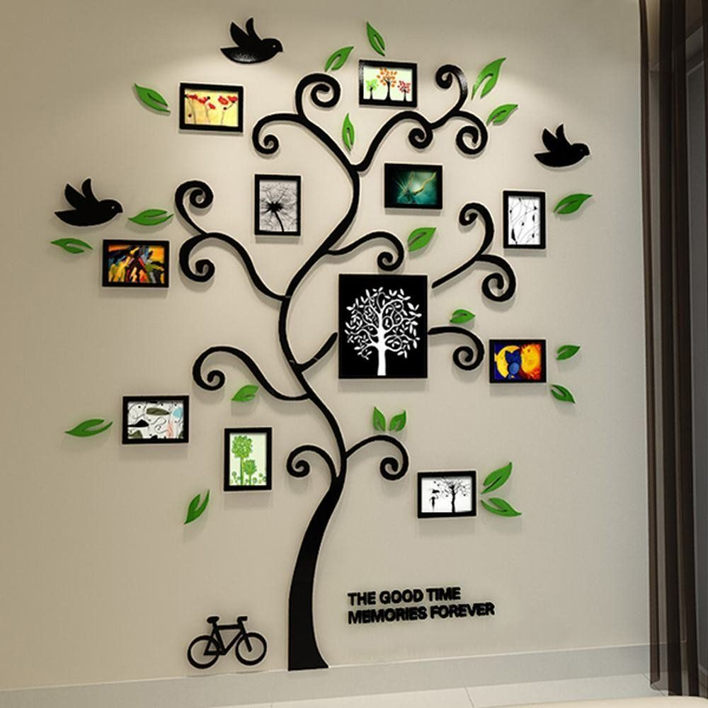 Custom F Is for Family New Silk Poster Art Wall Decor