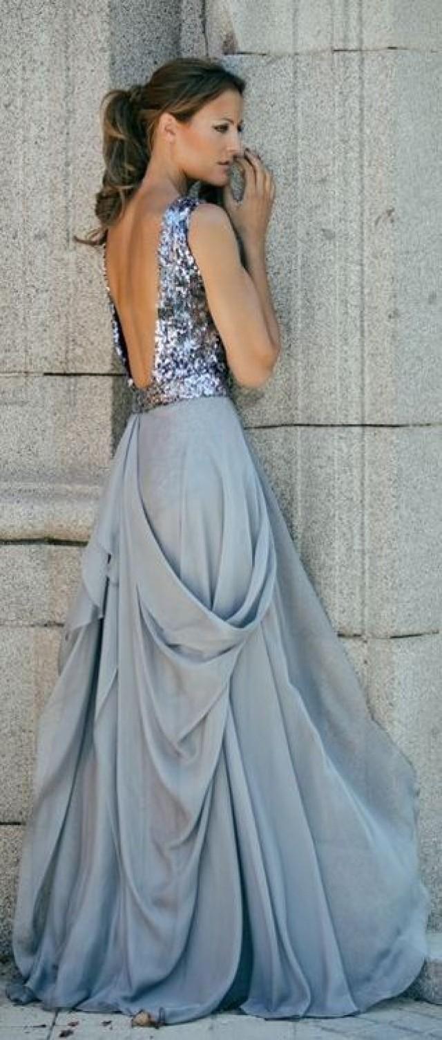 Gowns......Beautiful Blues | suknie na ślub | Pinterest | Vestido ...